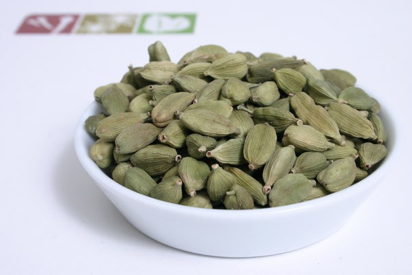 Cardamom grün