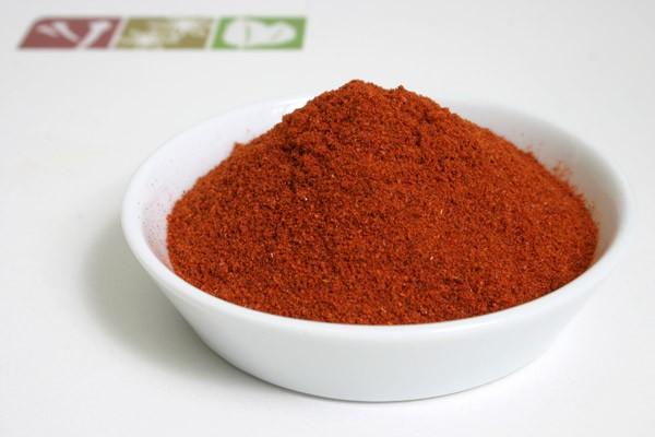Paprika mittelscharf